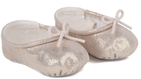 4. Bloch Baby Ballet Shoes