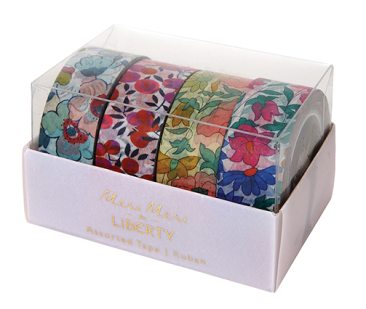 4. Meri Meri Liberty Print Washi Tape (£5.25)
