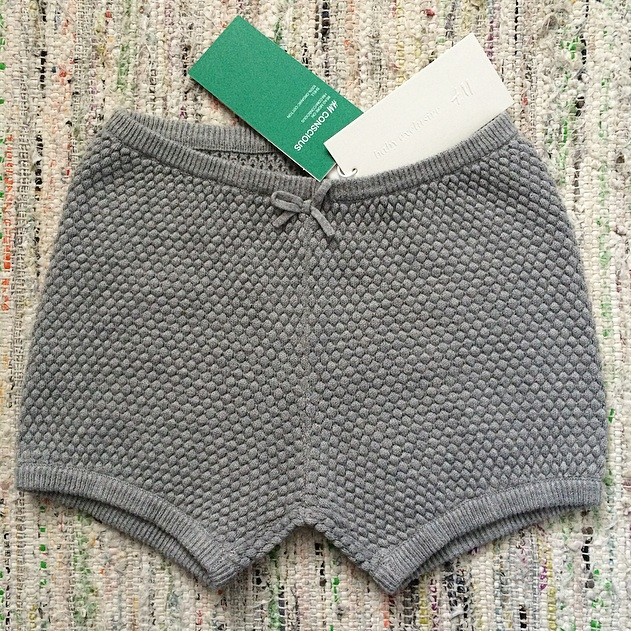 HM Conscious Knitted Bloomers