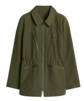 1. Mighty morphin' power jacket/parka(£89)