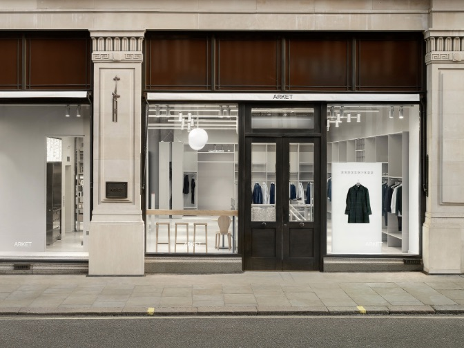 ARKET Regent Street London