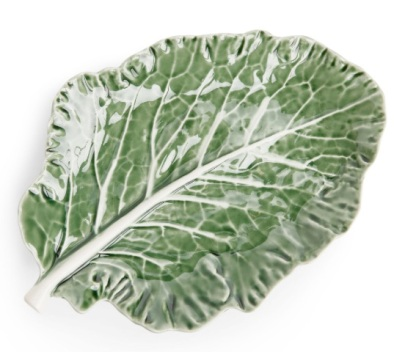 8. Good for trinkets too, Leaf Plate (£18)