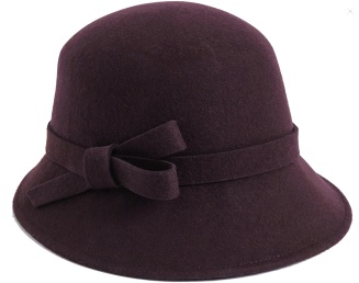 M&S Collection Pure Wool Cloche Hat (£25)