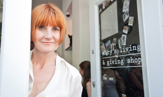 Mary Portas Living & Giving