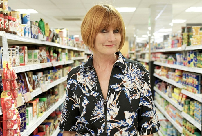 Mary Portas Supermarket Aisles