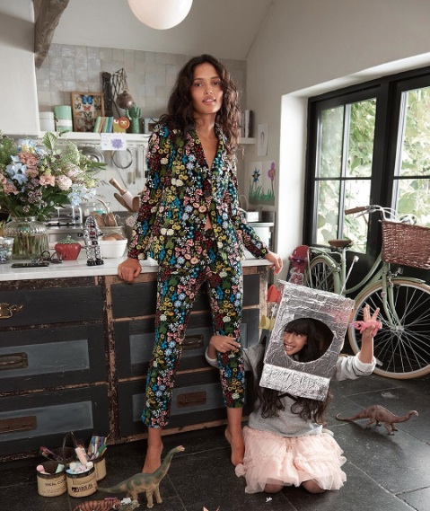 Boden Womenswear Campaign Wear It Like A Mum