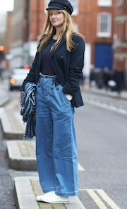 Kelly Harrington is THE lady in the know on everything denim