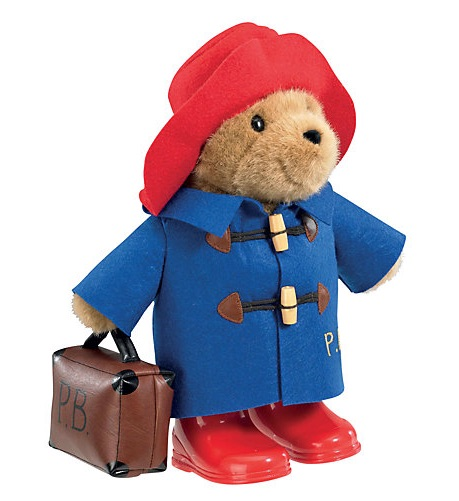 Paddington Toy Bear