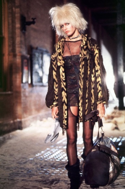 Pris Blade Runner Fur Coat