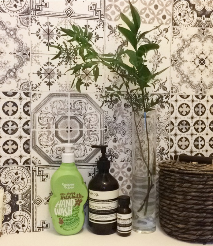 Soaper Duper and Aesop Hand Wash