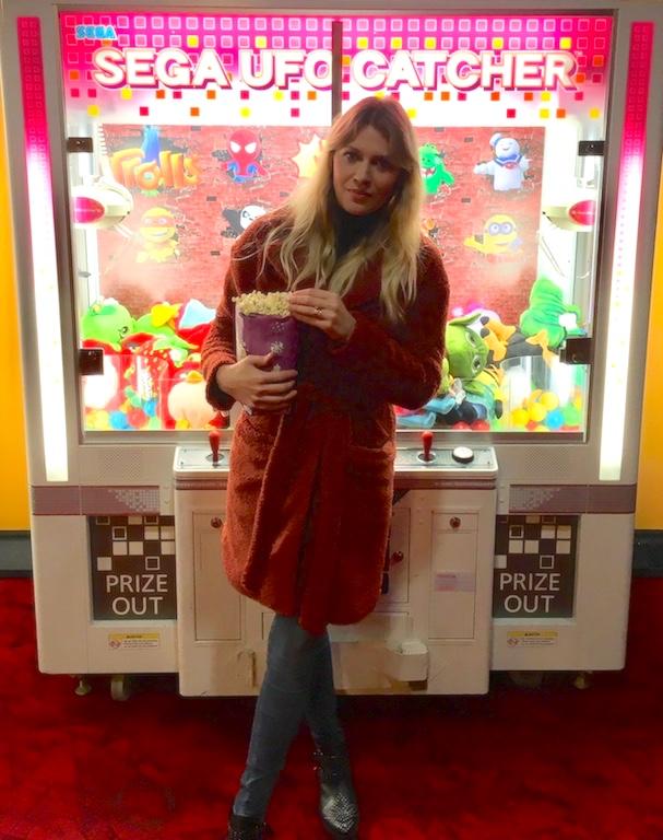 Sophie Osborne Teddy Coat Toy Catcher