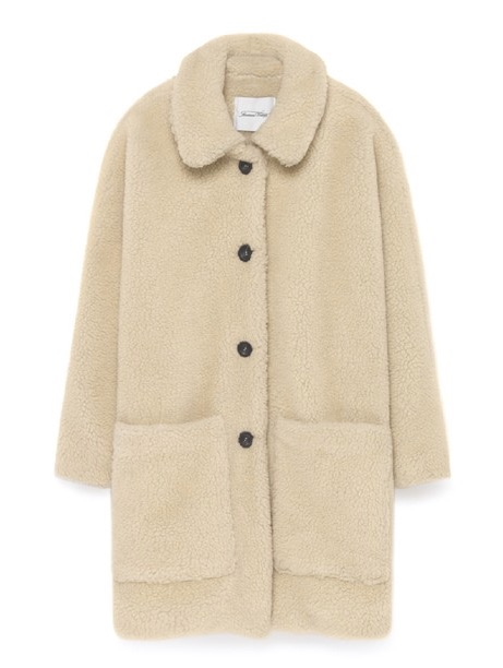 Teddy Coat American Vintage Patidole