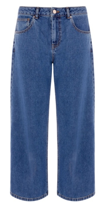 Warehouse Wide Cut Jeans