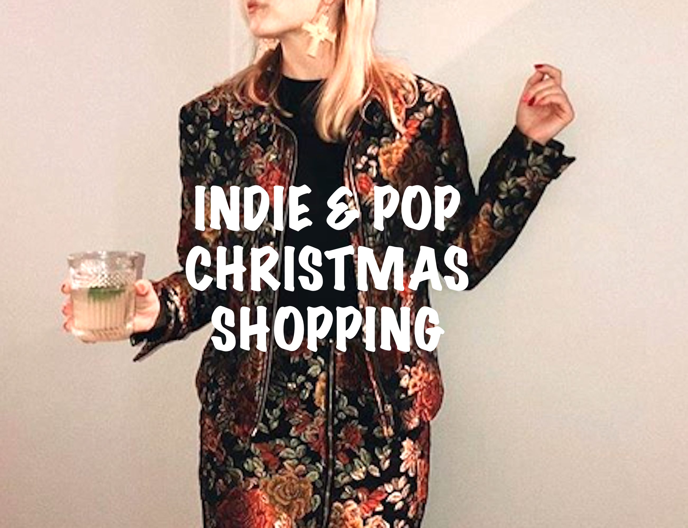 Indie & Pop Christmas Shopping